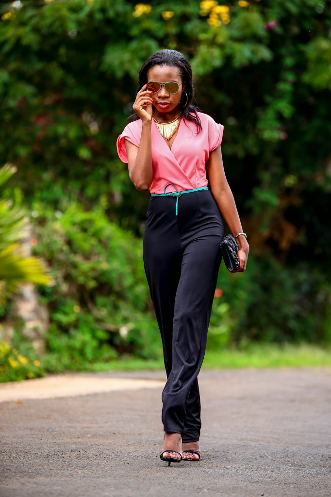 kenyan fashion blogger; Lucia Musau