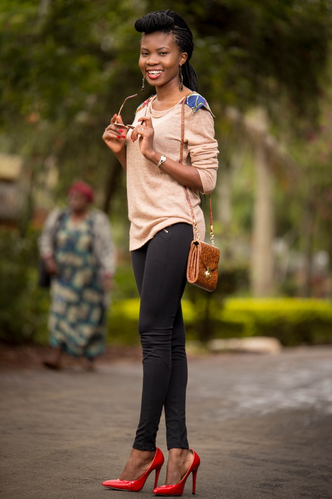 African Fashion Blogger